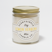 Lemon Verbena Soy Wax Candle