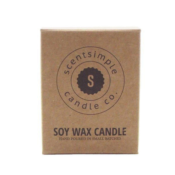 Grampa's Sugar Shack Scented Soy Wax Candle