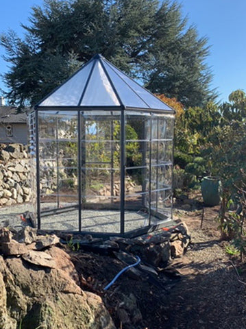 Greenhouse assembled
