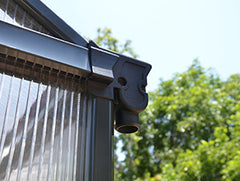 Built-In Gutters