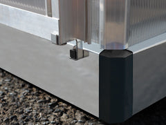 Galvanized steel base
