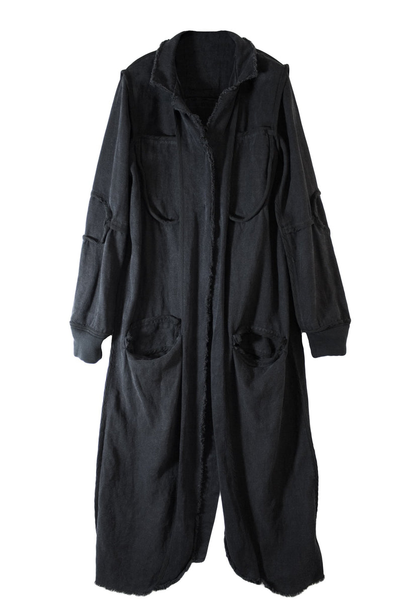 NELLY JOHANSSON HEMP BLEND COAT