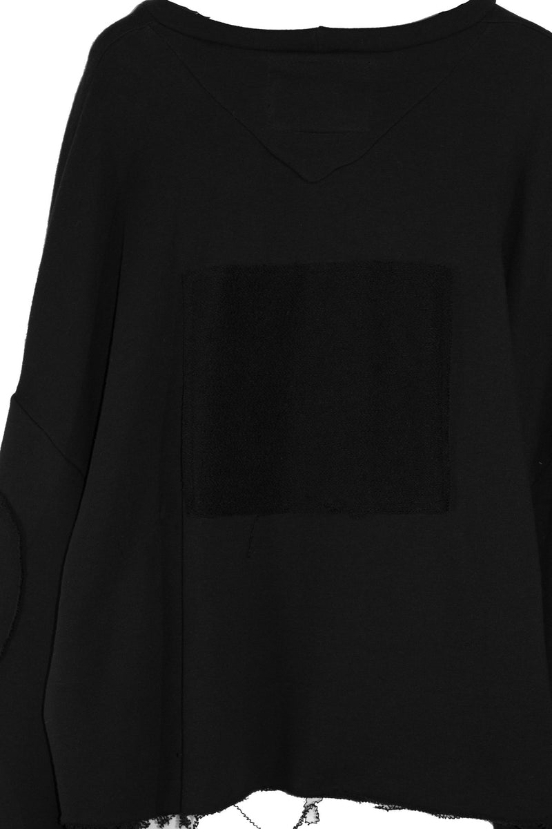 NELLY JOHANSSON CROPPED SWEATER - NELLY JOHANSSON