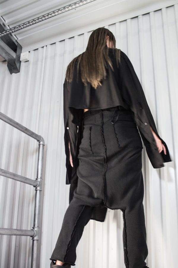 NELLY JOHANSSON HIGH RISE POCKET PANTS