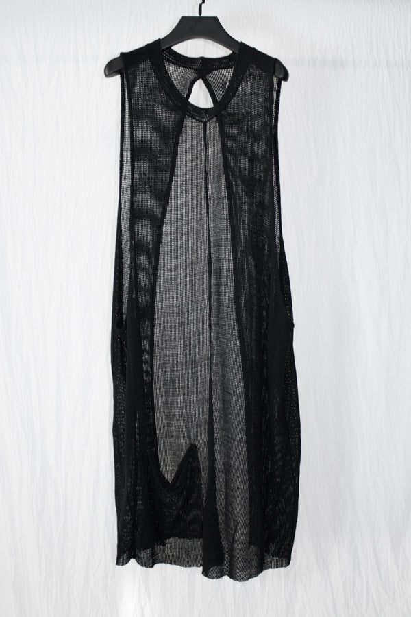 NELLY JOHANSSON MESH DRESS