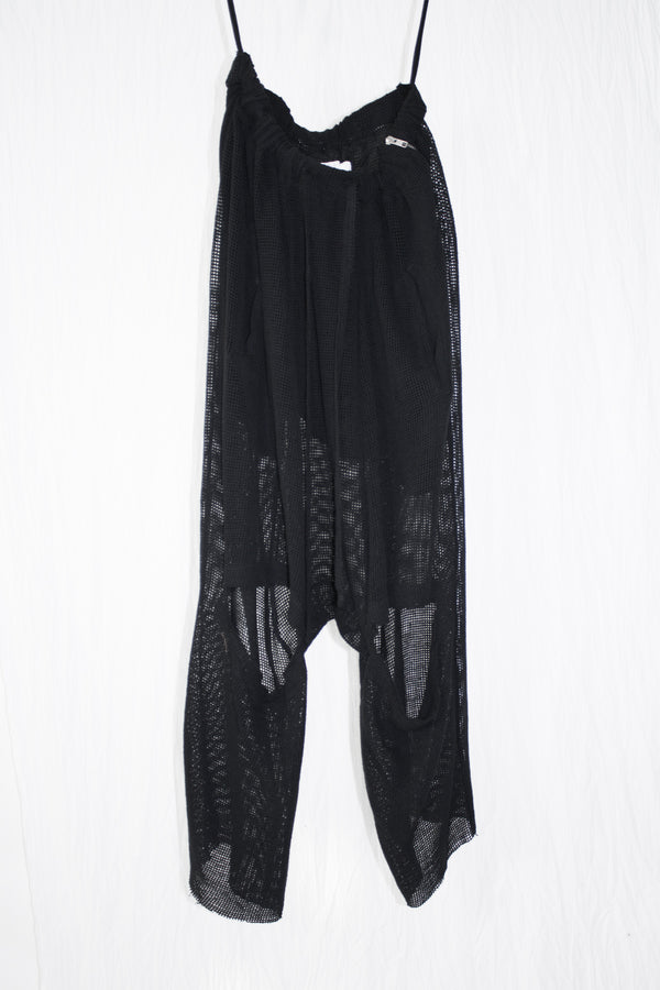 NELLY JOHANSSON MESH TROUSERS - NELLY JOHANSSON