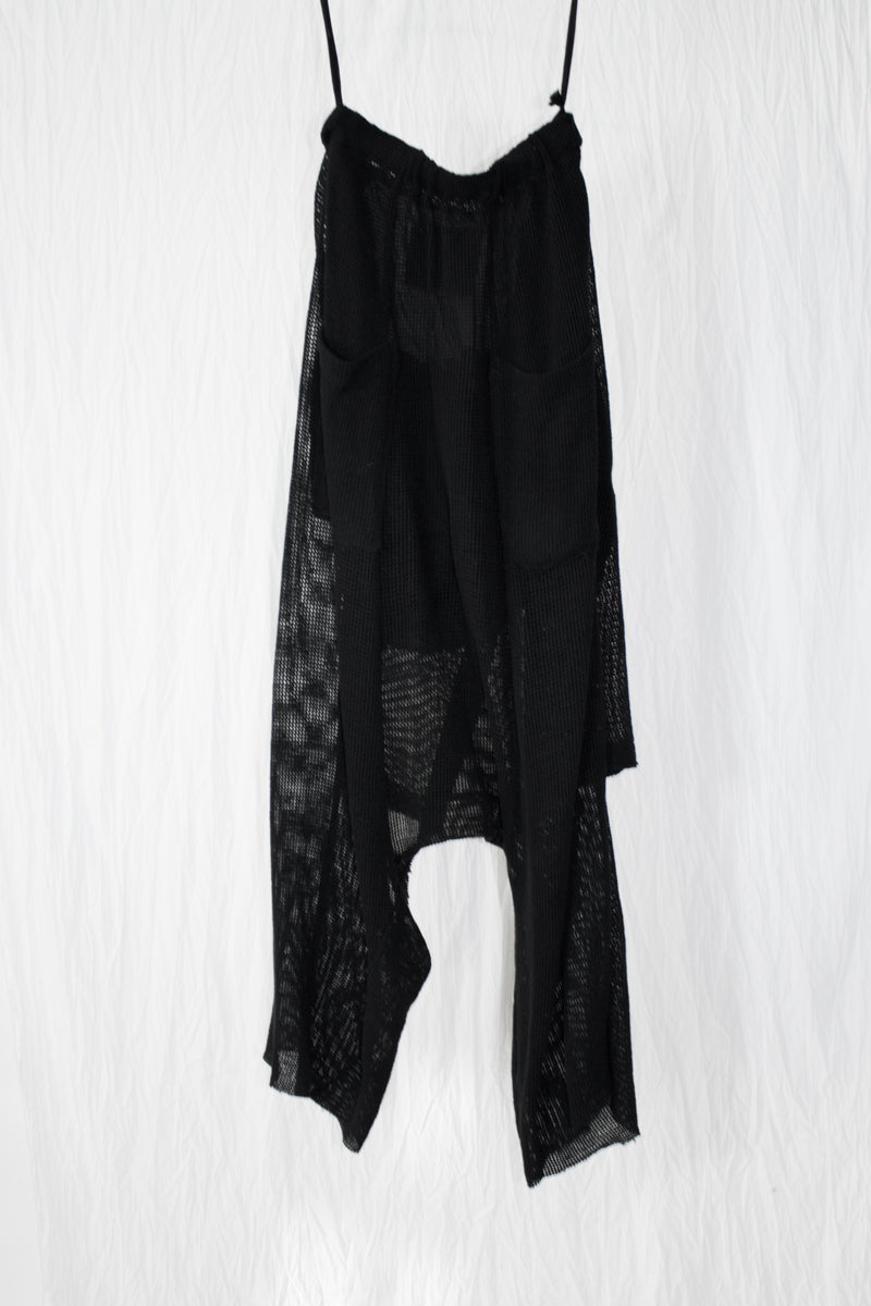 NELLY JOHANSSON MESH TROUSERS