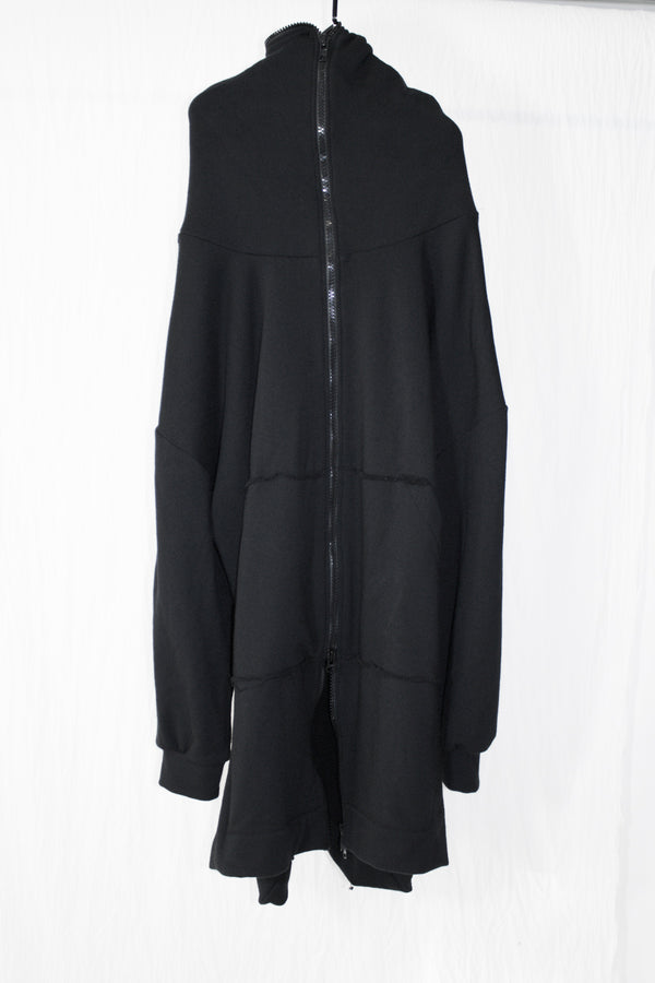 NELLY JOHANSSON HOODED DRESS