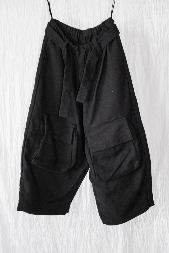 NELLY JOHANSSON FLAP POCKET TROUSERS
