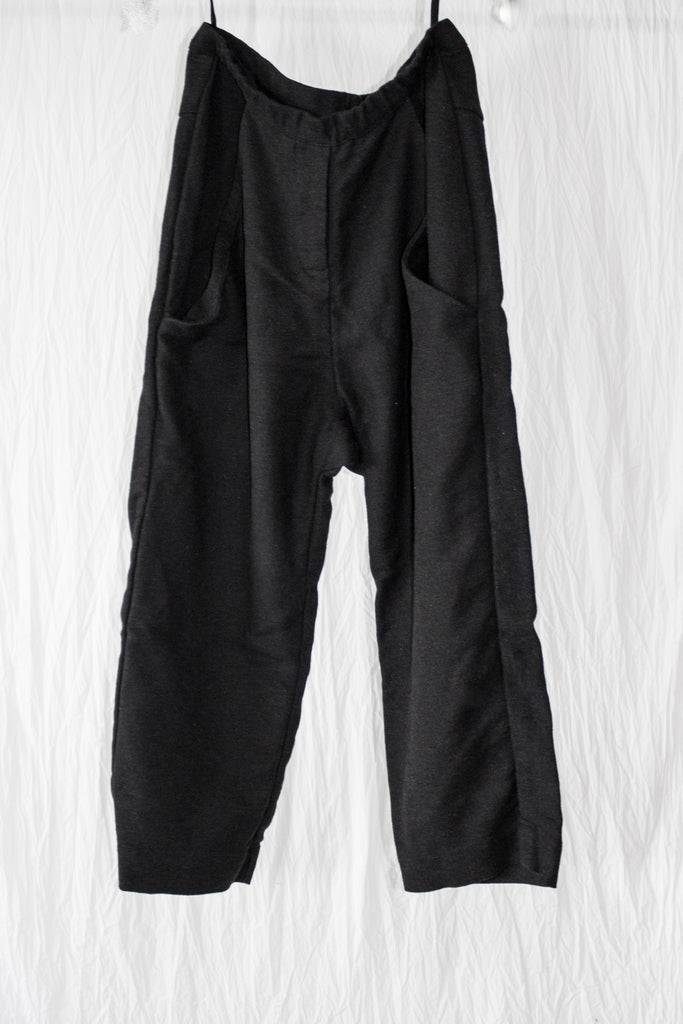 NELLY JOHANSSON WOOL TROUSERS