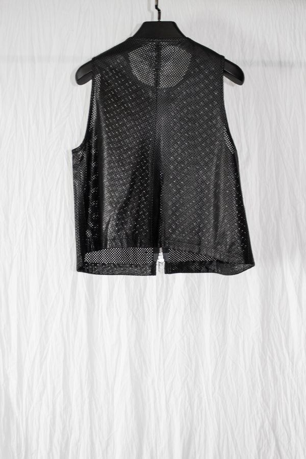 NELLY JOHANSSON PERFORATED TOP - NELLY JOHANSSON