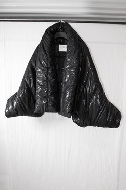 NELLY JOHANSSON SHINY PUFFER JACKET