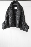 NELLY JOHANSSON SHINY PUFFER COAT