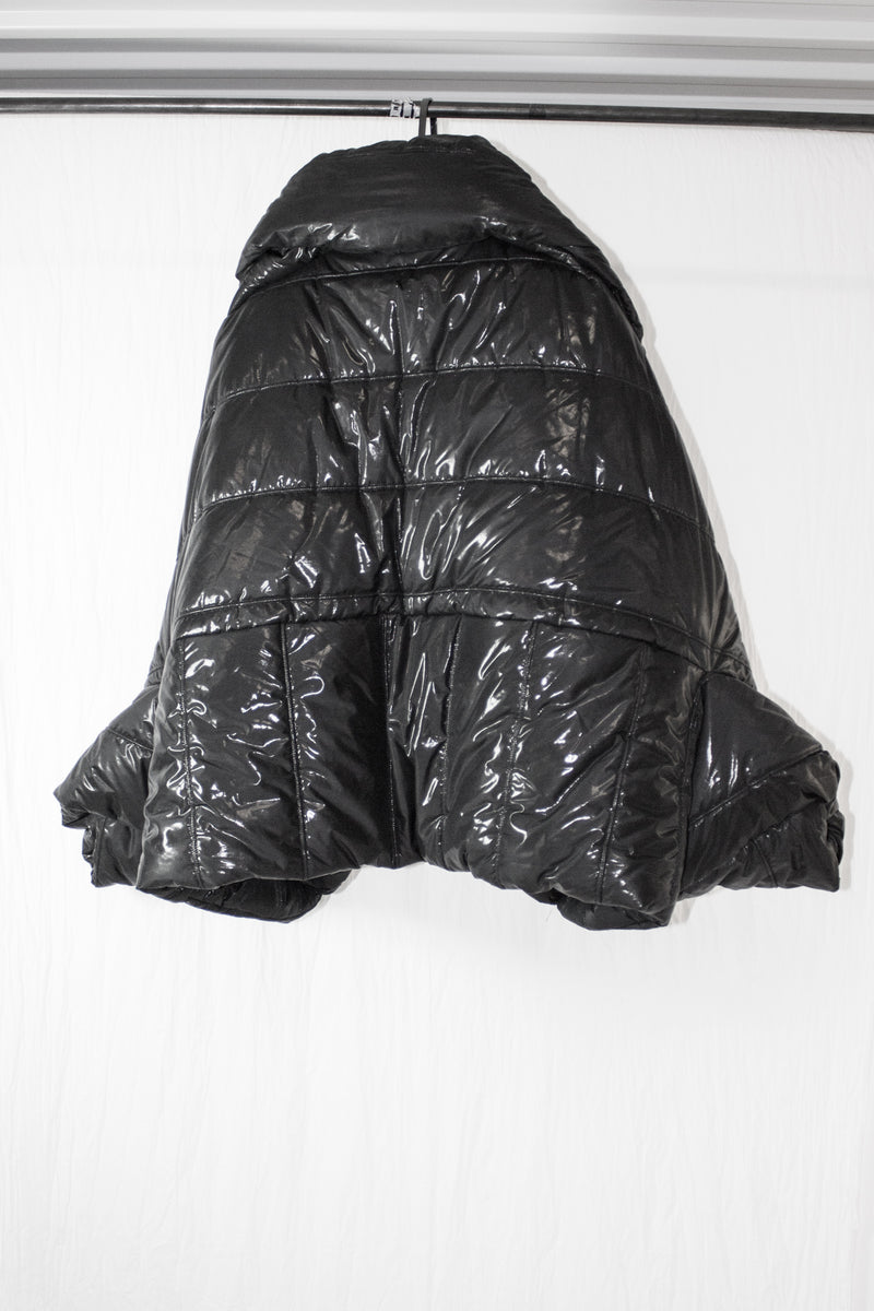 NELLY JOHANSSON SHINY PUFFER JACKET - NELLY JOHANSSON