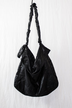 NELLY JOHANSSON PADDED LEATHER BAG