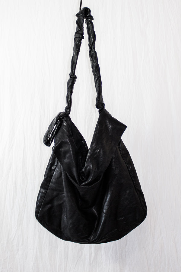 NELLY JOHANSSON PADDED LEATHER BAG - NELLY JOHANSSON