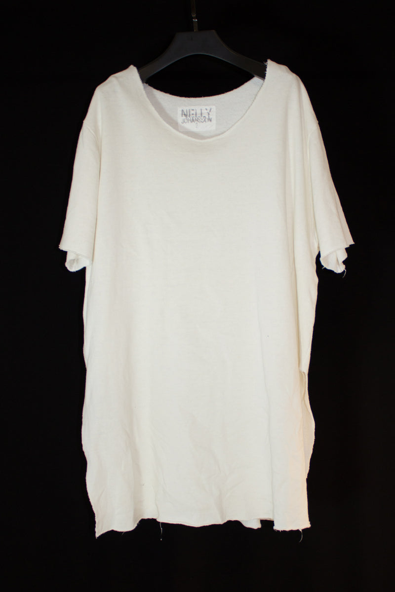 NELLY JOHANSSON CREAM T-SHIRT