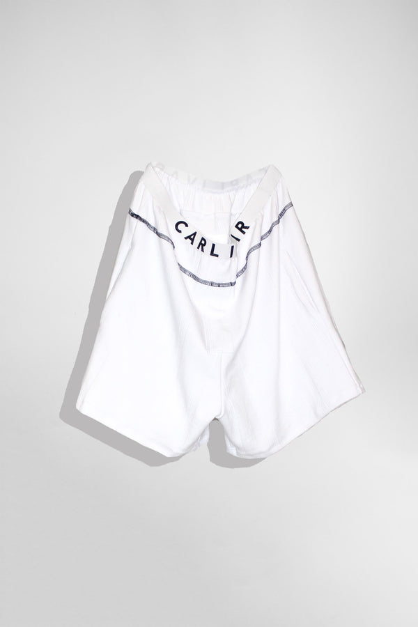 Contrast Stich Shorts - CARL IVAR