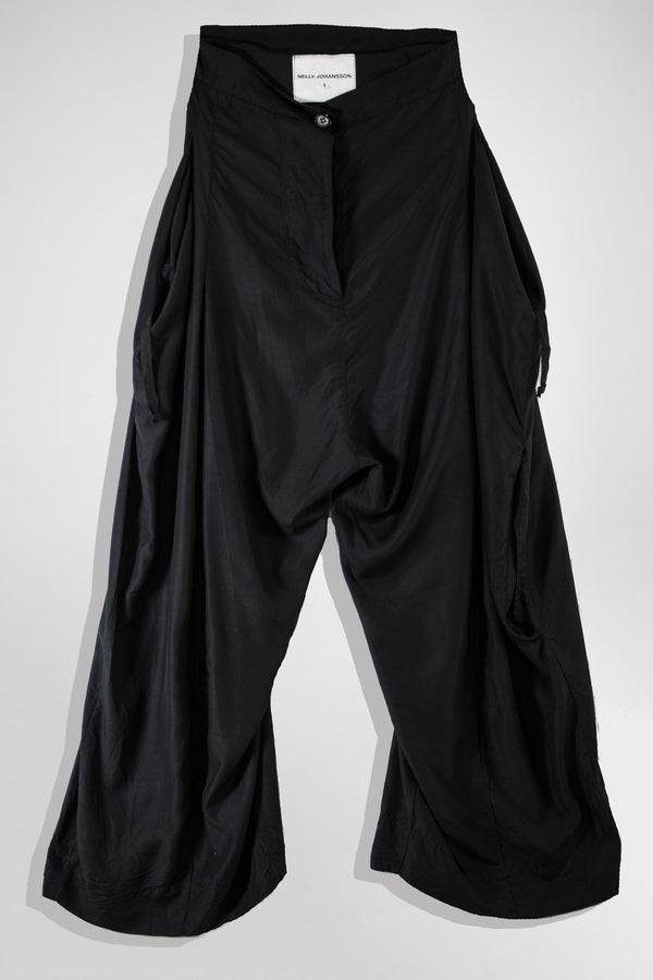 NELLY JOHANSSON TIE PANTS