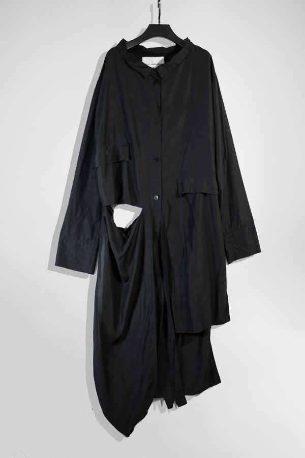 NELLY JOHANSSON SHIRT DRESS JACKET