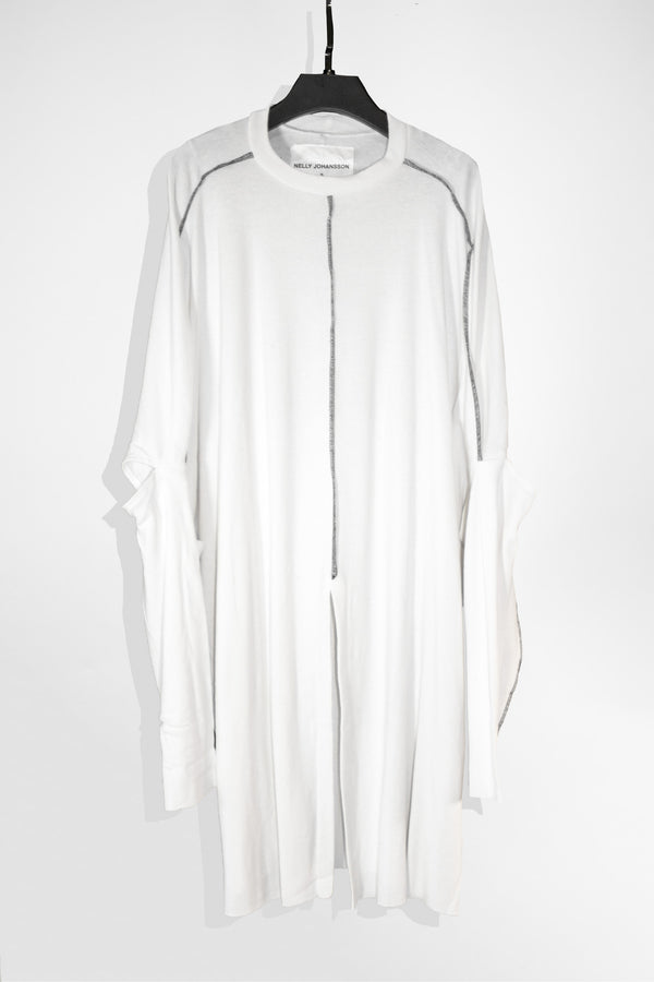 NELLY JOHANSSON VENT SLEEVE DRESS