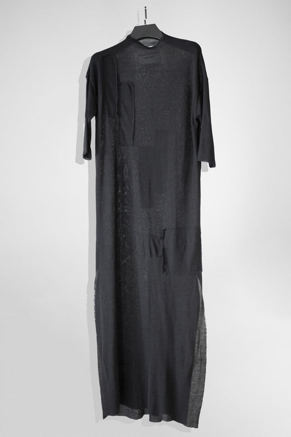 NELLY JOHANSSON PURE SILK DRESS