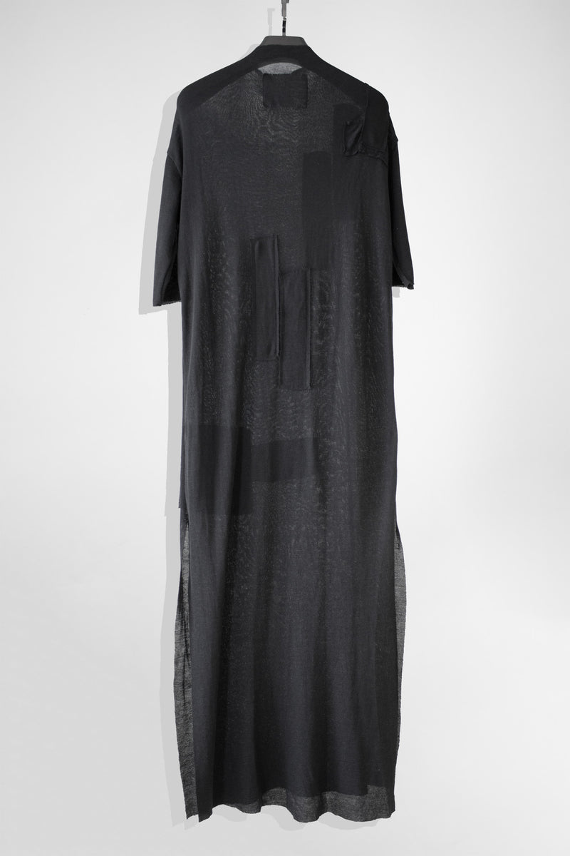 PURE SILK DRESS - NELLY JOHANSSON