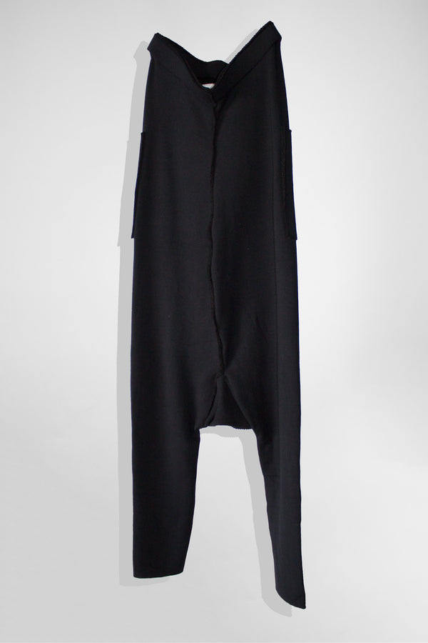 NELLY JOHANSSON HIGH RISE TROUSERS