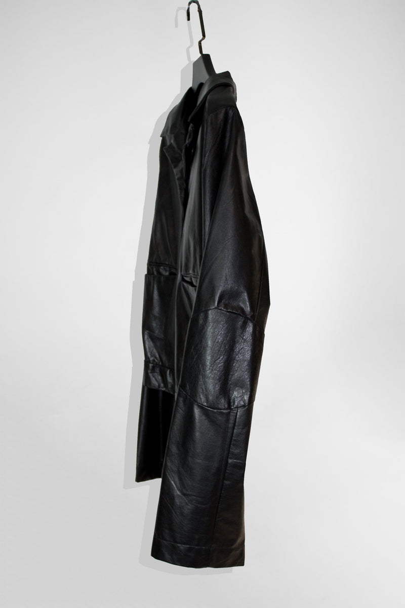 NELLY JOHANSSON Leather Jacket