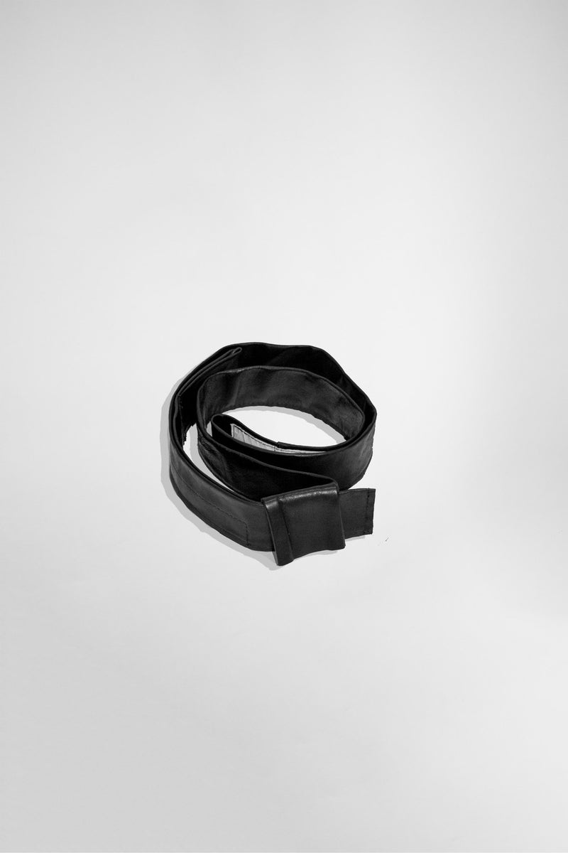 Thin Leather Belt - NELLY JOHANSSON