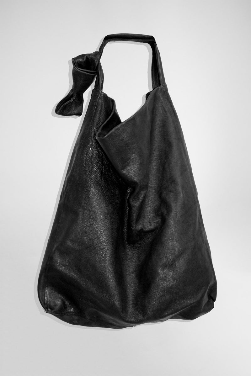 Large Leather Bag - NELLY JOHANSSON