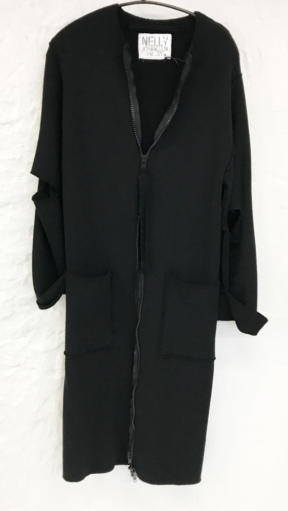 NELLY JOHANSSON STRETCH JACKET - NELLY JOHANSSON