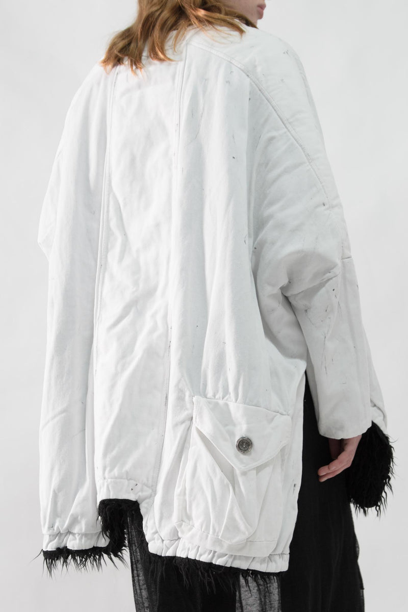 Lined Jacket - NELLY JOHANSSON
