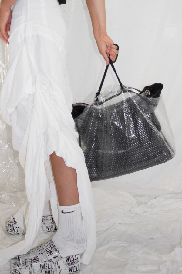 CARL IVAR + NELLY JOHANSSON DOUBLE LAYER BAG