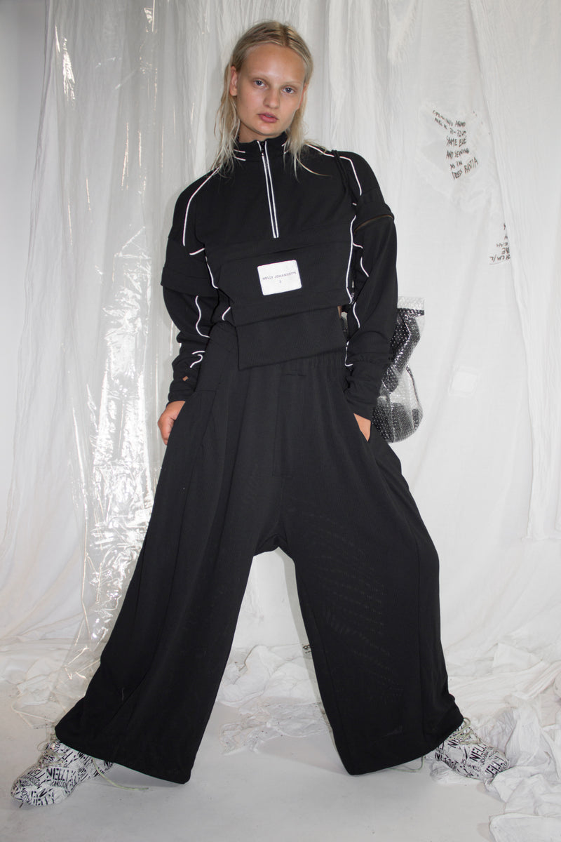 NELLY JOHANSSON BREATHING WIDE PANTS - NELLY JOHANSSON