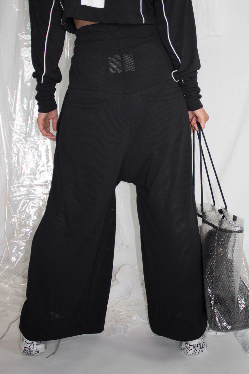NELLY JOHANSSON BREATHING WIDE PANTS