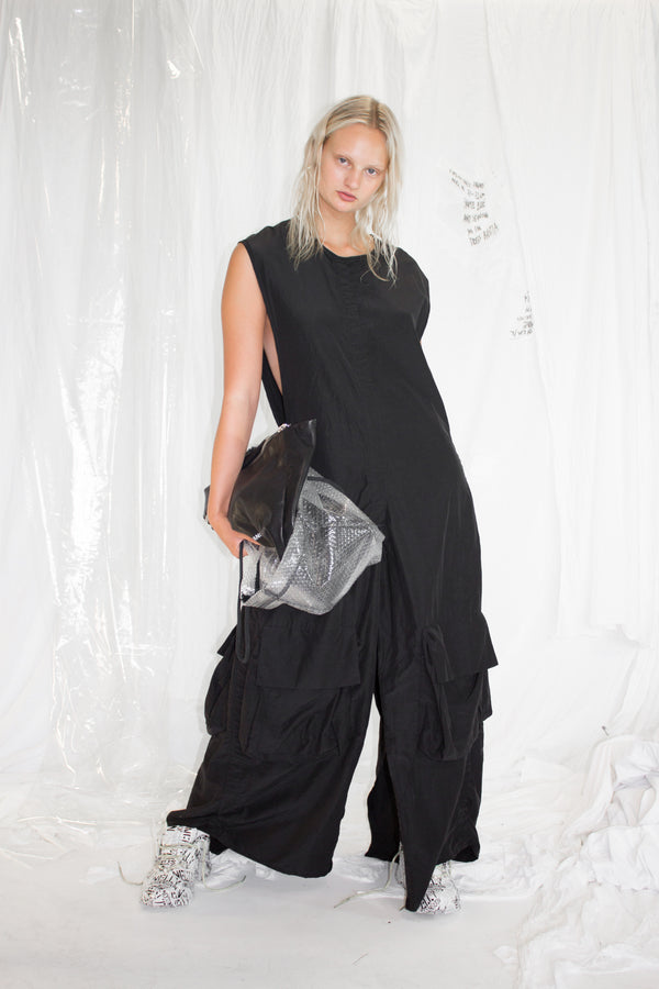 NELLY JOHANSSON SPLIT JUMPSUIT