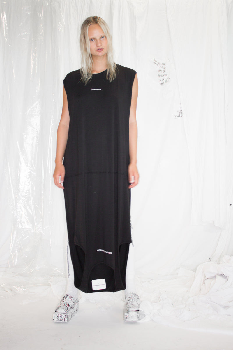 NELLY JOHANSSON TWO FACED DRESS - NELLY JOHANSSON