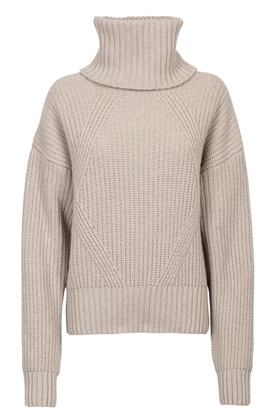 Artemis chunky high neck knit - PJOKI