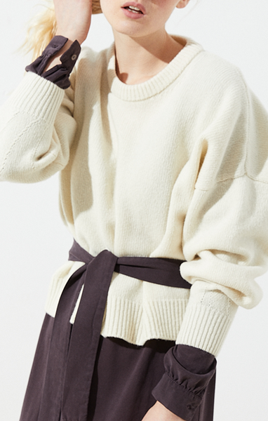 Bogoli wool sweater - PJOKI