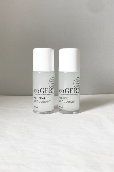 organic deodorant from care of gerd