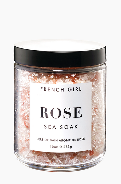 Organic sea salt from French Girl