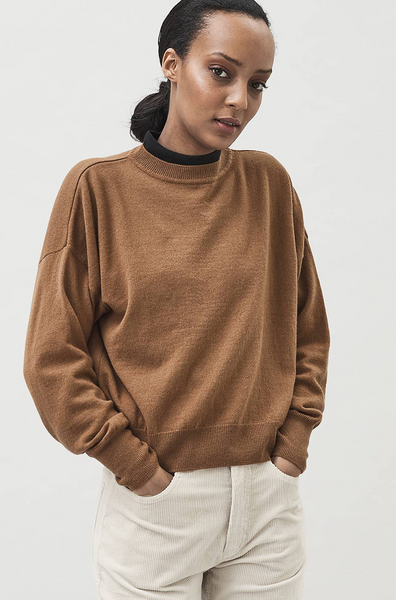 Ior cashmere wool sweater