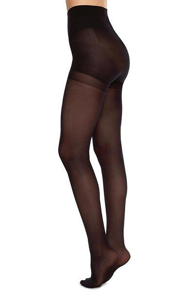 Swedish Stockings Anna Control Top Black - PJOKI
