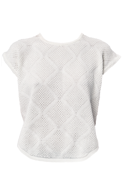 Tiles knitted top - PJOKI