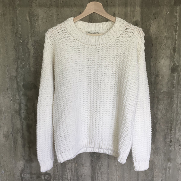 Chunky Knit sweater - PJOKI