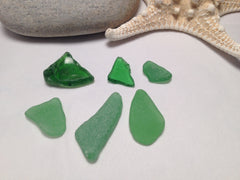 weathered sea glass
