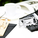 Adamant 24-in-1 SteelLite Compact Multi-Tool Card