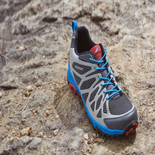 Adamant GeoTread Bungee Lace All-Terrain Outdoor Shoe