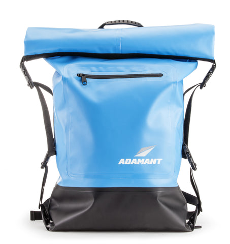 Adamant - X-Core Waterproof Dry Bag Backpack, Blue